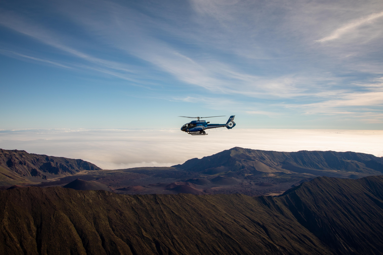 Product Hana & Haleakala Helicopter Tour