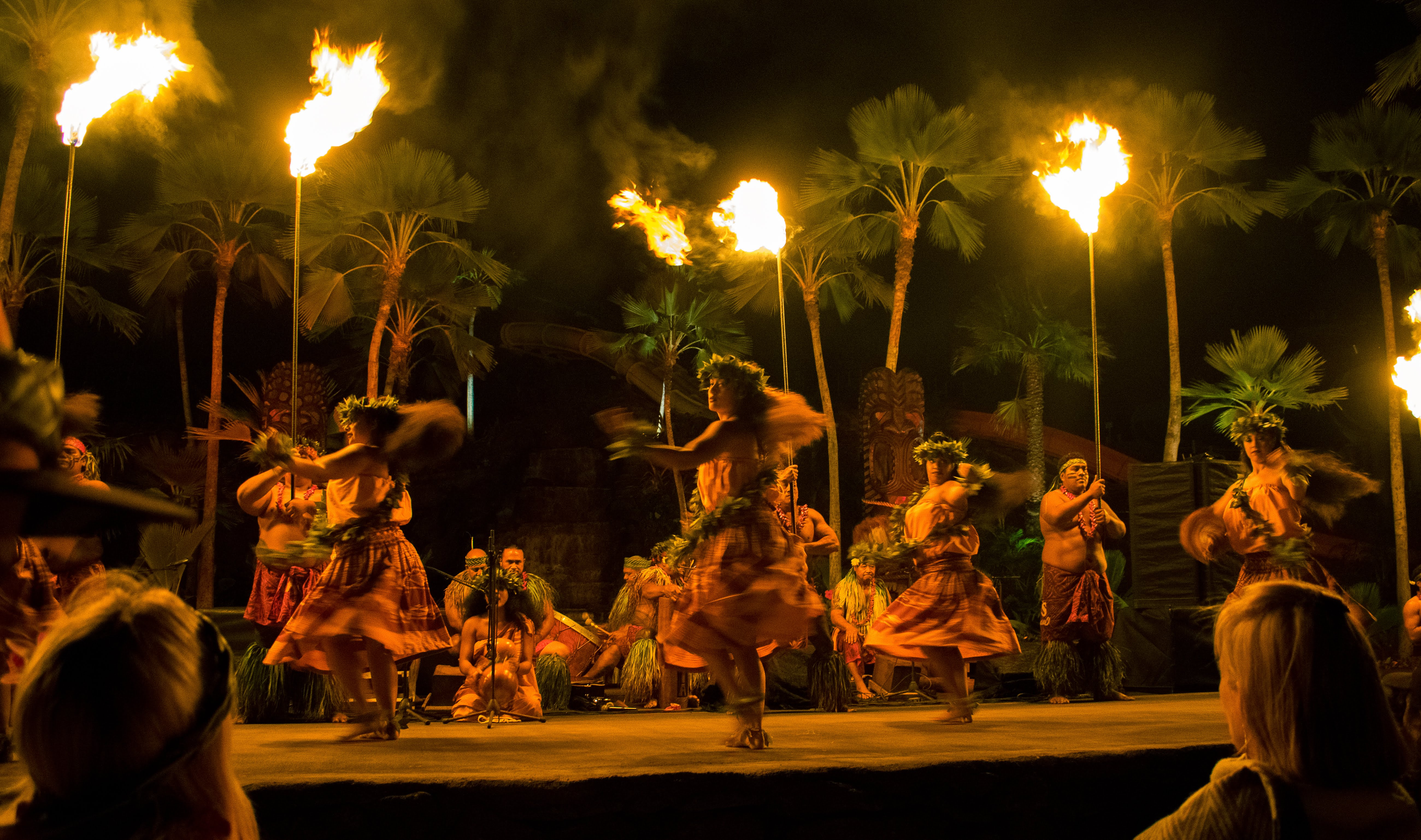Product Chief's Luau - Paradise Package